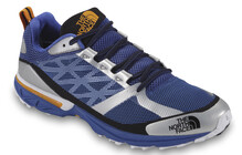 The North Face Men's Single-Track Hayasa nautical blue/orange